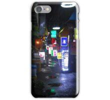 Tokyo Neon Night iPhone Case/Skin
