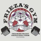 Frieza's Gym by ddjvigo