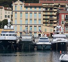 Yachts in Nice Port by awiseman