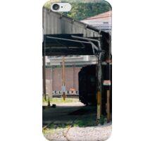 Railroad Yard iPhone Case/Skin