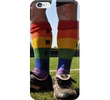 Umpire's Sock Pride iPhone Case/Skin