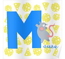 m for mouse Poster