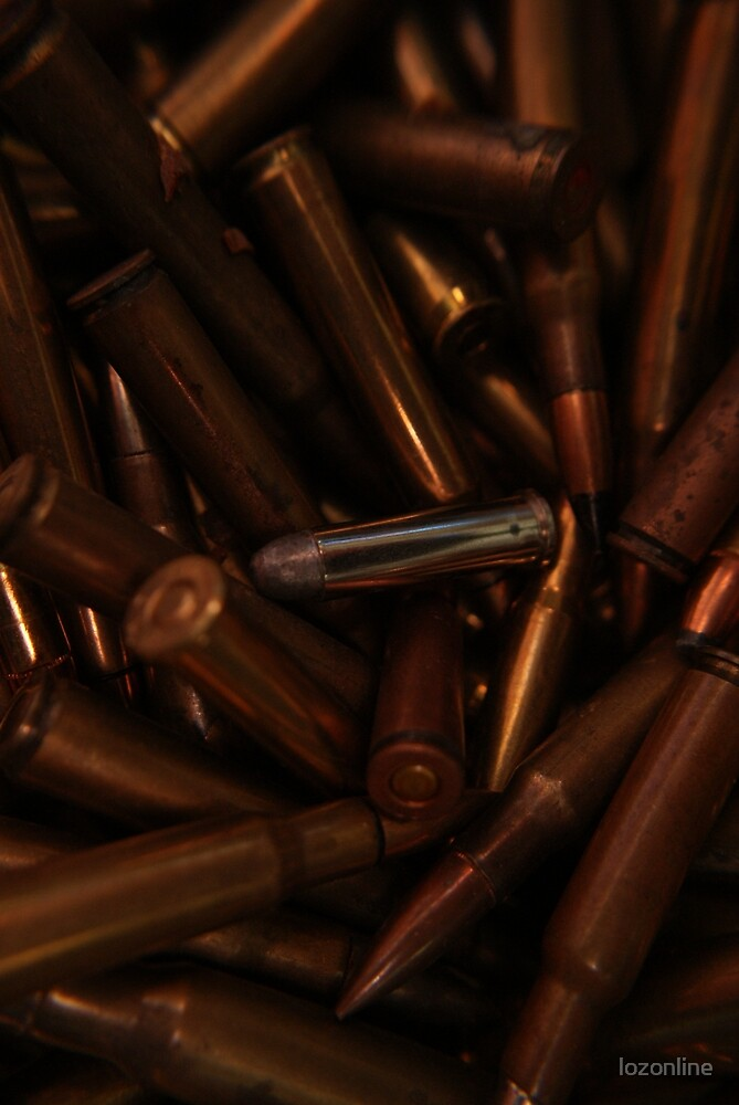 Bullets by lozonline