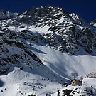 Alps in winter by becks78