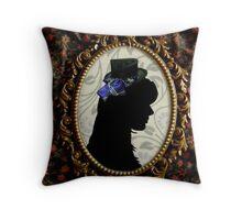 Madame Heidenburg Throw Pillow