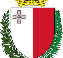 Coat of Arms of Malta by abbeyz71