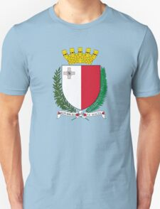 Coat of Arms of Malta T-Shirt