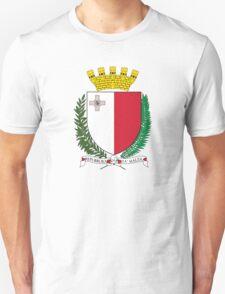 Coat of Arms of Malta T-Shirt