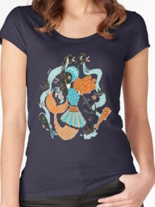 Go Fish Women's Fitted Scoop T-Shirt