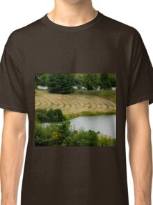 Country Field       ^ Classic T-Shirt