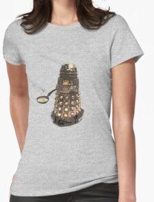 Eg..egg...s...? The Broken Dalek Womens Fitted T-Shirt
