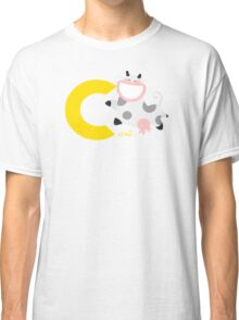 c for cow Classic T-Shirt