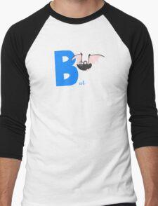 b for bat Men's Baseball ¾ T-Shirt