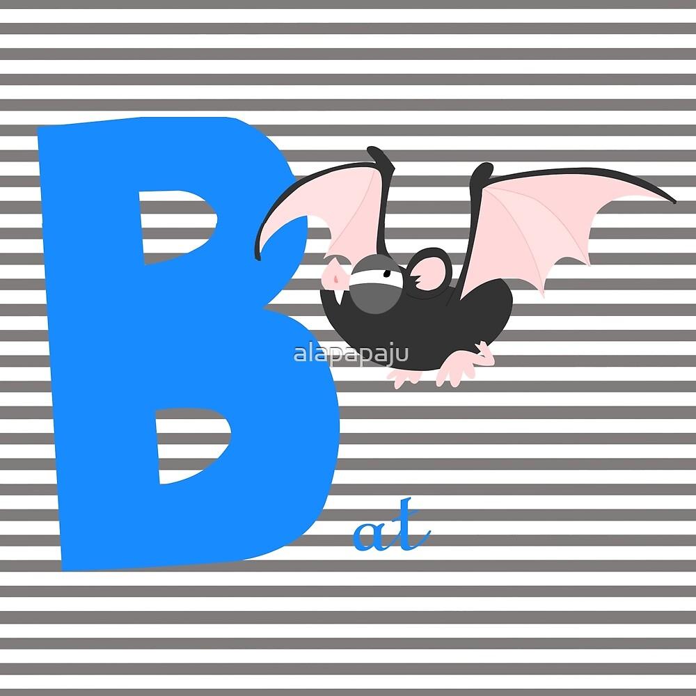 b for bat by alapapaju