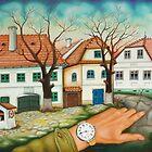Presence Of Time by Peter Ghetu