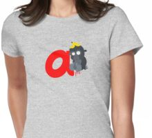a for ape Womens Fitted T-Shirt