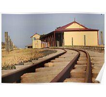 Mini Railroad Poster