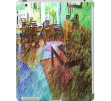 The Living room iPad Case/Skin
