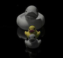 Yellow Duck by terrebo
