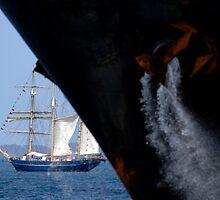 Sail And Anchor 2, Fremantle, Western Australia. by Stewart Allen