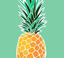 Pineapple by metroymedio