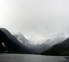 Doubtful Sound by Moondust