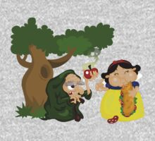 Snow White Kids Tee