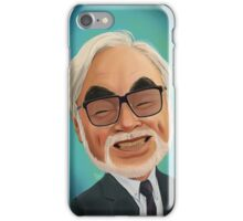 Hayao M iPhone Case/Skin