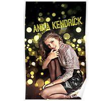 Anna Kendrick Lights Poster
