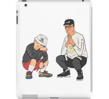 King of the Trill iPad Case/Skin