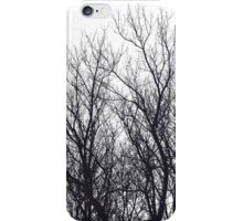 Trees Stamp iPhone Case/Skin