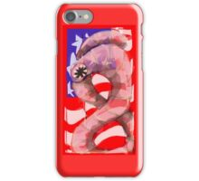 american parasite iPhone Case/Skin
