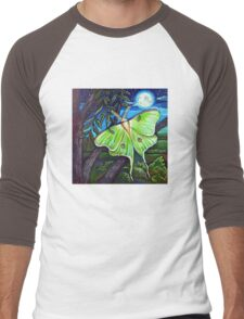 Luna Men's Baseball ¾ T-Shirt