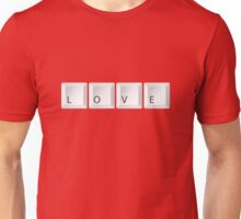 love keys Unisex T-Shirt