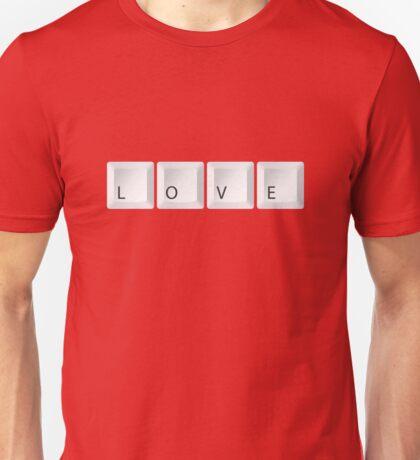 love keys Unisex T-Shirt