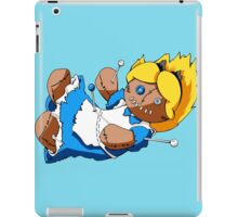 Alice Voodoo Doll iPad Case/Skin