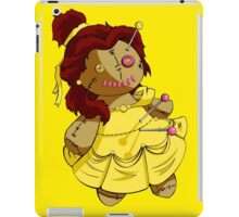 Belle Voodoo Doll iPad Case/Skin