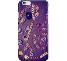 Night Habitat...Chameleon iPhone Case/Skin