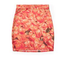 "Tulipa ""Giant Orange surprise"" Mini Skirt"