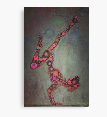 Yoga Art 2 Canvas Print