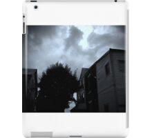 An ominous twilight iPad Case/Skin