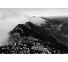 Aonach Eagach Ridge Photographic Print