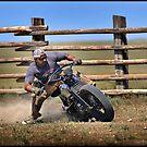 KnuckleHead Rodeo by Jeff Cochran