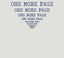 One More Page T-Shirt