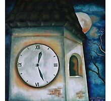Time Tower Photographic Print