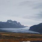 glacier road,iceland by james  lovatt