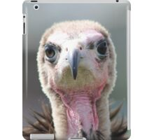 Maggee The Hooded Vulture iPad Case/Skin
