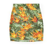 "Lily flowering tulipa ""Fly away"" Mini Skirt"