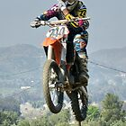 Time for a fresh look; Perris, MX Rider #244 by leih2008