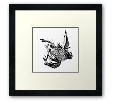 ARE THERE ANY MORE SONGS? 1009 Framed Print